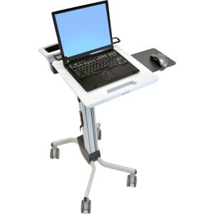 Ergotron 24-205-214 Neo-Flex Laptop Cart for 12 to 17 Laptops