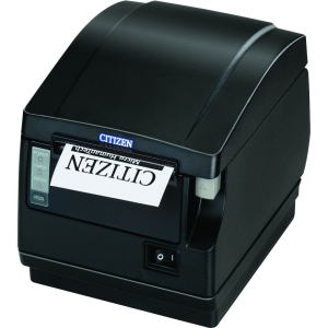 Citizen CT-S651 Direct Thermal Printer - Monochrome - Desktop - Receipt Print - 11.81 in/s Mono - 203 dpi - Fast Ethernet