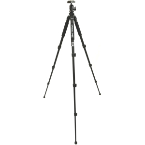 Dolica AX620B100 Floor Standing Tripod - 18.50&quot; to 62.20&quot; Height - 13.20 lb Load Capacity