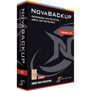 Novastor NovaBACKUP v.12.0 Server - 1 User - Backup & Recovery - Complete Product - Standard - Retail - PC