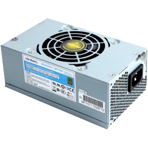 Antec MT-352 Micro ATX Power Supply - 88% Efficiency - 350 W - Internal - 110 V AC, 220 V AC