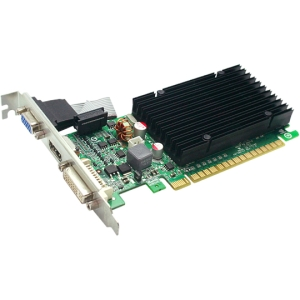 EVGA 512-P3-1301-KR GeForce 8400 GS Graphic Card - 520 MHz Core - 512 MB DDR3 SDRAM - PCI Express 2.0 x16 - 1200 MHz Memory Clock - 2560 x 1600 - SLI - HDMI - DVI - VGA