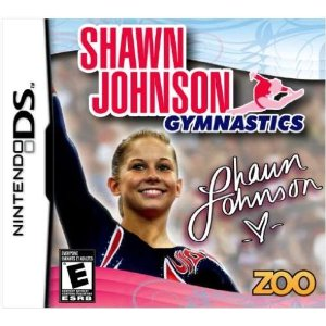 Shawn Johnson Gymnastics (Nintendo DS)