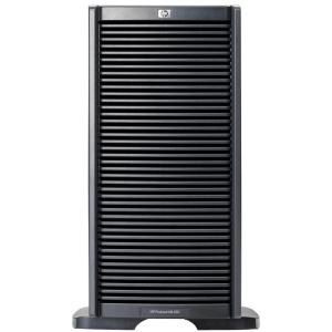 HP ProLiant ML350 G6 654078-S01 5U Tower Entry-level Server - 1 x Xeon E5606 2.13GHz - 2 Processor Support - 4 GB Standard/288 GB Maximum RAM - DVD-Writer - Ser