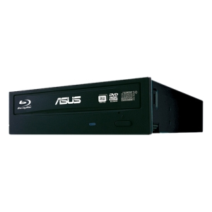 Asus BW-12B1ST Internal Blu-ray Writer - Retail Pack - BD-R/RE Support - 48x Read/48x Write/24x Rewrite CD - 8x Read/12x Write/2x Rewrite BD16x Read/16x Write/8x Rewrite DVD - Double-layer Media Supported - SATA - 5.25&quot;