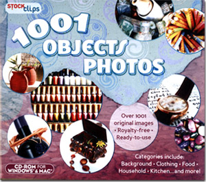 1001 Objects Photos