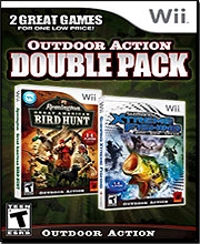 Remington Great American Bird Hunt and Shimano Xtreme Fishing (Nintendo Wii)