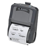 Zebra QL 420 Plus Direct Thermal Printer - Monochrome - Mobile - Label Print - 3 in/s Mono - 203 dpi - Wi-Fi - USB - LCD
