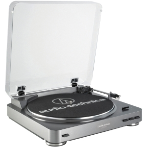 Image of Audio-Technica AT-LP60 Fully Automatic Stereo Turntable