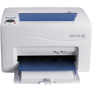 Xerox Phaser 6010N Laser Printer - Color - 600 x 600 dpi Print - Plain Paper Print - Desktop - 15 ppm Mono / 12 ppm Color Print - 160 sheets Input - Manual Duplex Print - LCD - Fast Ethernet - USB