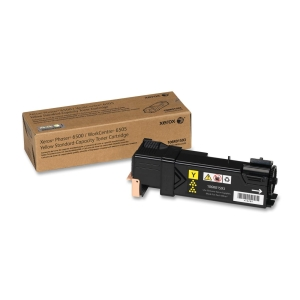 Xerox Standard Capacity Toner Cartridge - Yellow - Laser - 1000 Page