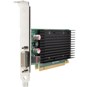 HP XP612AT 300 Graphic Card - 512 MB GDDR3 SDRAM - PCI Express 2.0 x16 - Full-height- Smart Buy - 2560 x 1600 - Passive Cooler - HDMI - DisplayPort - DVI - VGA