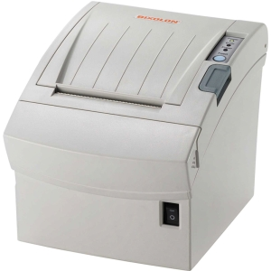 Bixolon SRP-350II Direct Thermal Printer - Monochrome - Desktop - Receipt Print - 7.87 in/s Mono - 180 dpi - USB