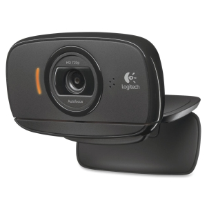Logitech C525 Webcam - USB 2.0 - 8 Megapixel Interpolated - 1280 x 720 Video - Auto-focus - Widescreen - Microphone