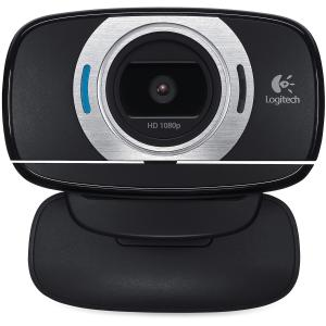 Logitech C615 Webcam - 2 Megapixel - USB 2.0 - 8 Megapixel Interpolated - 1920 x 1080 Video - Auto-focus - Widescreen - Microphone