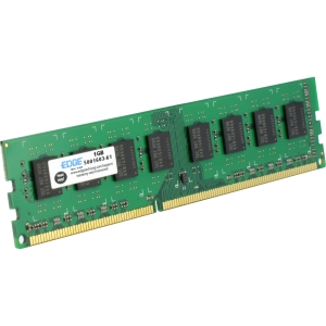 EDGE D5240-222222-PE 8GB DDR3 SDRAM Memory Module - 8 GB (1 x 8 GB) - DDR3 SDRAM - 1333 MHz DDR3-1333/PC3-10600 - ECC - Registered - 240-pin - DIMM