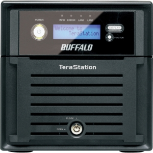 Buffalo TeraStation Pro Duo WSS WS-WVL/R1 Network Storage Server - Intel Atom 1.66 GHz - 4 TB (2 x 2 TB) - RJ-45 Network, USB, USB