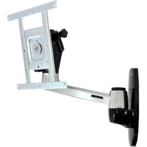 "Ergotron 45-268-026 Mounting Arm for Flat Panel Display - 42"" Screen Support - 50.00 lb Load Capacity - Aluminum"