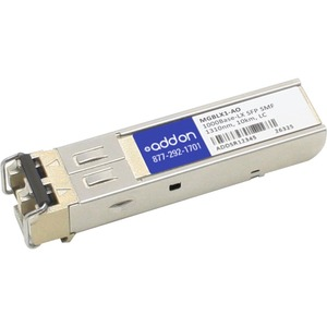 AddOn - Network Upgrades Linksys/Cisco MGBLX1 Compatible 1000BASE-LX SFP - 1 x 1000Base-SX
