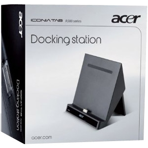 Acer AD013B Docking Station - for Tablet PC
