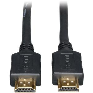 Tripp Lite P568-003 HDMI Cable - HDMI - 3 ft - 1 x HDMI Male Digital Audio/Video - 1 x HDMI Male Digital Audio/Video - Gold-plated Connectors - Black