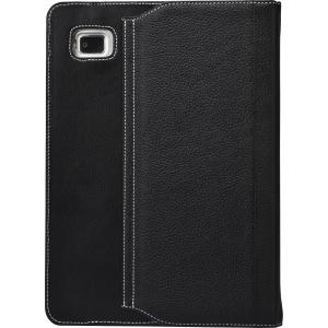 Targus Truss THZ07002US Carrying Case (Book Fold) for 10.1 Tablet PC - Black, Blue - Nylon