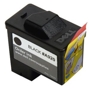 Dell Black Ink Cartridge - Inkjet - Black