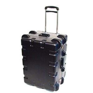InFocus ATA Case for IN42 and C445 - Clamshell - Polyethylene - Black