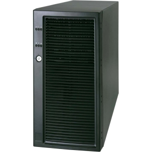 Intel SC5600BRP Chassis - Tower - Black - 9 x Bay - 3 x Fan - 750 W