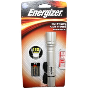 Energizer Ultimate EMHIL21E High Intensity Flashlight - LED - AA - AluminumCasing