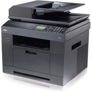 Dell 2335DN Multifunction Printer - Monochrome - 35 ppm Mono - 1200 dpi - Printer, Copier, Scanner, Fax - Fast Ethernet - USB: Yes