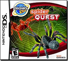 Discovery Kids: Spider Quest (Nintendo DS)