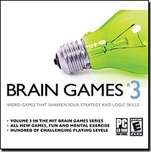 Brain Games 3 - Improve Your Word and Logic Skills