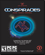 Conspiracies - Rare PC Game