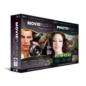 Serif PhotoPlus X3 / MoviePlus X3 Bundle
