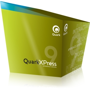 Quark QuarkXPress v.9.0 - Complete Product - 1 User - Desktop Publishing - Standard Retail - PC, Intel-based Mac