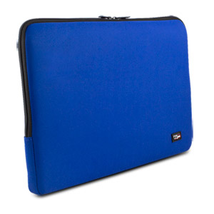 "Vidpro NS-15BL Neoprene Sleeve - Fits up to 15"" Screen  - Blue"