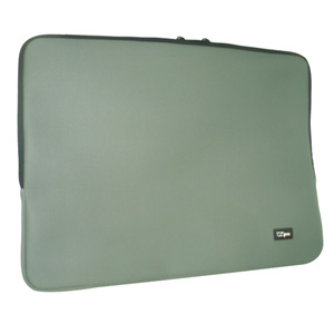 "Vidpro NS-17G Neoprene Sleeve (Grey) - Fits up to 17"" Screen"