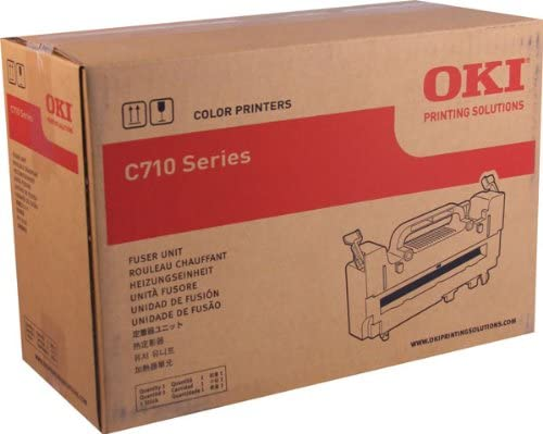 Oki 120V Fuser Unit For C710 Series Printer - 60000 Page - 120V AC
