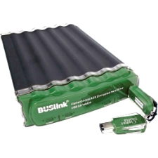Buslink CipherShield CSE-1T-SU3 1 TB 3.5&quot; External Hard Drive - USB 3.0, USB 2.0, eSATA