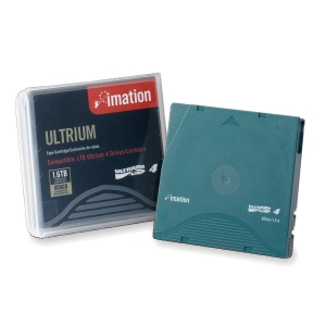 Imation LTO Ultrium 4 WORM Tape Cartridge With Case - LTO Ultrium LTO-4 - 800GB (Native) / 1.6TB (Compressed)