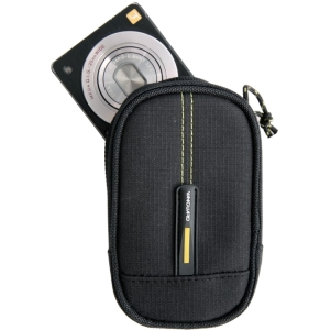 Vanguard BIIN 6A Carrying Case (Pouch) for Camera - Black - Weather Resistant - Polyester