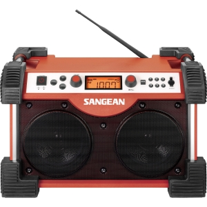 Sangean FB-100 FAT BOX Radio Tuner - 6 x AM, 6 x FM Presets