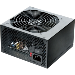 Entry-Level 450W Power Supply - 75% Efficiency - 450 W - Internal - 110 V AC, 220 V AC
