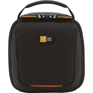 Case Logic SLMC-202 Carrying Case for Camera - Black - Waterproof - Nylon
