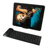 iLive Keyboard - Wireless - Bluetooth - Computer, Handheld - Brightness, Dashboard, Play, Forward, Rewind, Volume Control, Eject Hot Key(s)