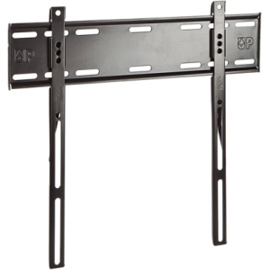 "Monster Cable SuperThin FSM ST FLAT-M Wall Mount for Flat Panel Display - 27"" to 46"" Screen Support - 100.00 lb Load Capacity - Steel - Black"