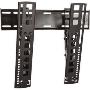 "Monster Cable SuperThin FSM ST TILT-M WW Wall Mount for Flat Panel Display - 27"" to 46"" Screen Support - Steel - Black"