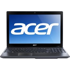 "Acer Aspire AS5560-6344G50Mnkk 15.6"" LED Notebook - AMD A-Series A6-3400M 1.40 GHz - Black - 1366 x 768 WXGA Display - 4 GB RAM - 500 GB HDD - DVD-Writer -"