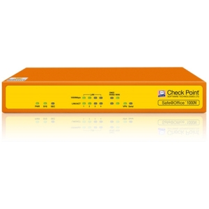 Check Point Safe@Office 1000N Firewall Appliance - 6 Port